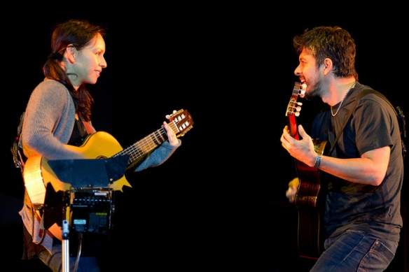 Rodrigo Y Gabriela live at Big Chill Festival 2011