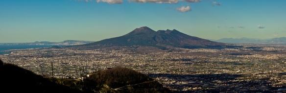 Mount Vesuvius Volcano, Naples