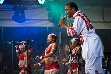 Big Chill, festival, 2011, femi kuti, positive force, canon, 60d, dslr, 70-200, f/4 L USM, lens