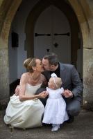Keir, Jo and Baby Eva   Creeting House
