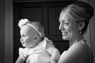 Jo and Baby Eva   Creeting House