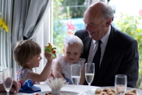 Suffolk Wedding - Guests | Creeting House