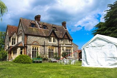 Suffolk Wedding   Creeting House