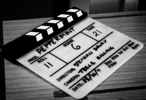 5D Mark II, Clapperboard, Film, Movie, Short