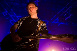 The Maccabees Live in 2012 Norwich