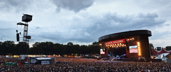 Bruce Springsteen at Hard Rock Calling 2012