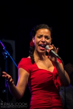 Alexia Coley @ The Big Chill, 2011