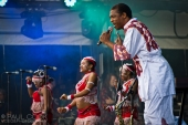 Femi Kuti & The Positive Force @ The Big Chill, 2011