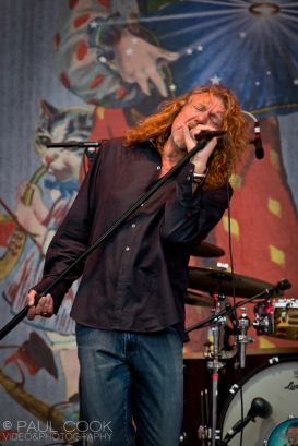 Robert Plant @ The Big Chill, 2011